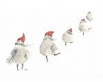 """Jõulukaart """"Päkapikud"""""""